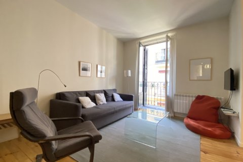 Apartment for rent in Madrid, Spain, 2 bedrooms, 100.00m2, No. 1605 – photo 1