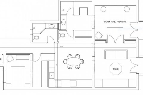 Apartment for sale in Madrid, Spain, 3 bedrooms, 111.00m2, No. 2183 – photo 8