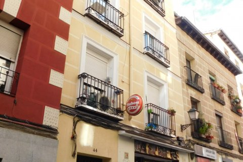 Apartment for sale in Madrid, Spain, 1 bedroom, 32.00m2, No. 1665 – photo 1