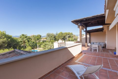 Penthouse for rent in Puerto Banus, Malaga, Spain, 4 bedrooms, 695.00m2, No. 1949 – photo 25