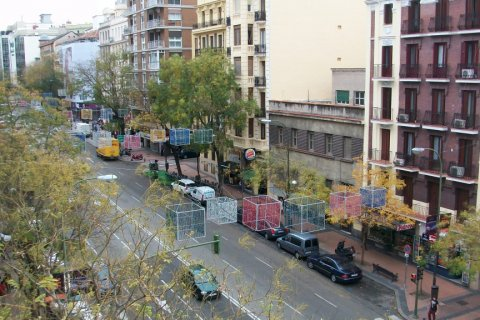 Apartment for rent in Madrid, Spain, 1 bedroom, 50.00m2, No. 1470 – photo 1