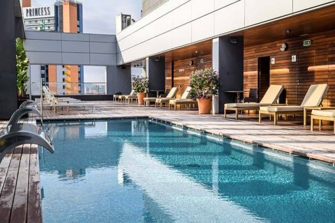 Investments in the hotel sector reach almost 2.5 billion euros in 2021